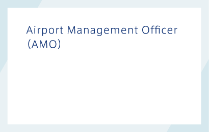Airport Management Officer(AMO)